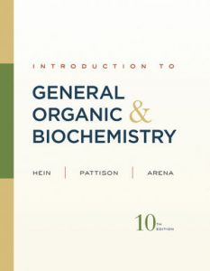 Solution Manual (Complete Download) for Introduction to General, Organic, and Biochemistry, 10th Edition, Morris Hein, Scott Pattison, Susan Arena, ISBN: 0470598808, ISBN : 9780470913192, ISBN : 9780470917749, ISBN : 9780470598801, Instantly Downloadable Solution Manual, Complete (ALL CHAPTERS) Solution Manual