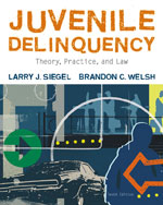 Solution Manual (Complete Download) for Juvenile Delinquency: Theory, Practice, and Law, 10th Edition, Larry J. Siegel, Brandon C. Welsh, ISBN-10: 0495503649, ISBN-13: 9780495503644, Instantly Downloadable Solution Manual, Complete (ALL CHAPTERS) Solution Manual