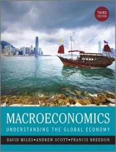 Solution Manual (Complete Download) for Macroeconomics, 3rd Edition, David Miles, Andrew Scott, Francis Breedon, ISBN : 9781119995722, ISBN : 9781118789834, Instantly Downloadable Solution Manual, Complete (ALL CHAPTERS) Solution Manual