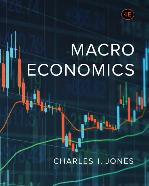 Solution Manual (Complete Download) for Macroeconomics, 4th Edition, Charles I. Jones, ISBN-10: 0393603768, ISBN-13: 9780393603767, ISBN: 9780393602487, Instantly Downloadable Solution Manual, Complete (ALL CHAPTERS) Solution Manual