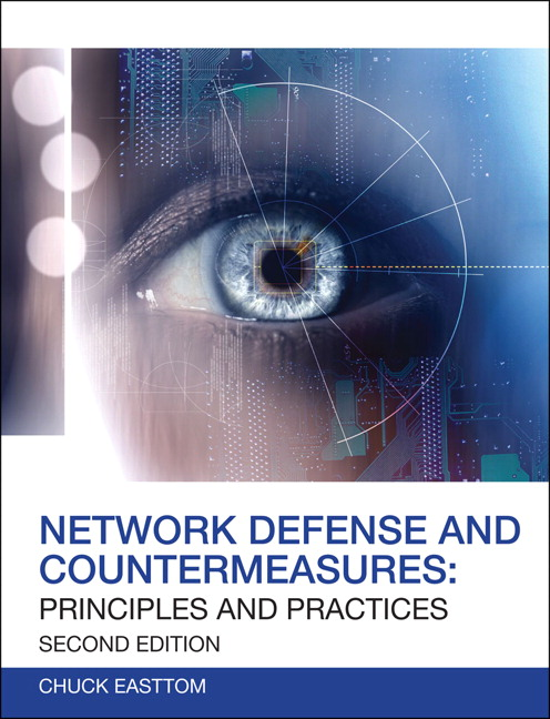 Solution Manual (Complete Download) for Network Defense and Countermeasures: Principles and Practices, 2/E, William (Chuck) Easttom, II, ISBN-10: 0789750945, ISBN-13: 9780789750945, Instantly Downloadable Solution Manual, Complete (ALL CHAPTERS) Solution Manual