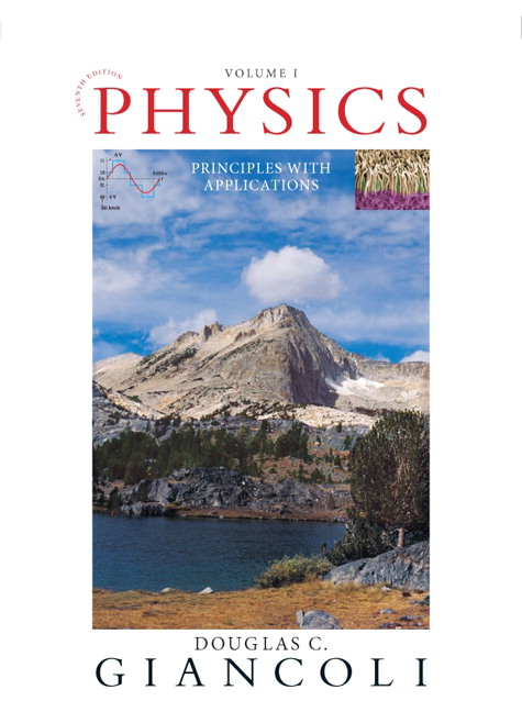 Solution Manual (Complete Download) for Physics: Principles with Applications, 7/E, Douglas C. Giancoli, ISBN-10: 0321625927, ISBN-13: 9780321625922, ISBN-10: 0321625919, ISBN-13: 9780321625915, Instantly Downloadable Solution Manual, Complete (ALL CHAPTERS) Solution Manual