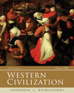Solution Manual (Complete Download) for Western Civilization, Alternate Volume: Since 1300, 9th Edition, Jackson J. Spielvogel, ISBN-10: 1285436687, ISBN-13: 9781285436685, Instantly Downloadable Solution Manual, Complete (ALL CHAPTERS) Solution Manual