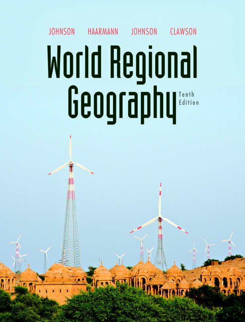 Solution Manual (Complete Download) for World Regional Geography, 10th Edition, Douglas L. Johnson, Viola Haarmann, Merrill L. Johnson, David L. Clawson, ISBN-10: 032159004X, ISBN-13: 9780321590046, Instantly Downloadable Solution Manual, Complete (ALL CHAPTERS) Solution Manual