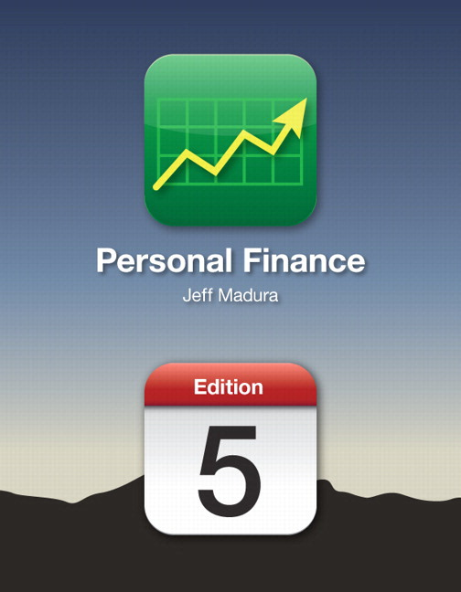 Solution Manual (Complete Download) for Personal Finance, 5/E, Jeff Madura, ISBN-10: 0133423972, ISBN-13: 9780133423976, ISBN-10: 0132986191, ISBN-13: 9780132986199, ISBN-10: 0132994348, ISBN-13: 9780132994347, Instantly Downloadable Solution Manual, Complete (ALL CHAPTERS) Solution Manual