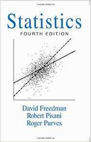 Solution Manual (Complete Download) for Statistics, 4th Edition, David Freedman, Robert Pisani, Roger Purves, ISBN-10: 0393929728, ISBN-13: 9780393929720, Instantly Downloadable Solution Manual, Complete (ALL CHAPTERS) Solution Manual