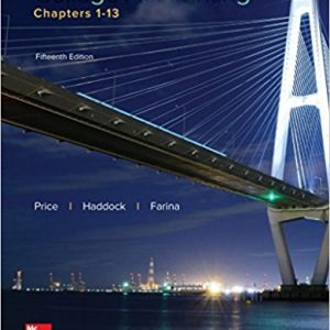 Solution manual for College Accounting Chapters 1-13 15th Edition John Price, M. David Haddock, Michael Farina ISBN 9781259995163