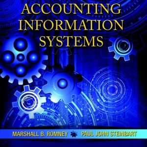 Solution Manual (Complete Download) for Accounting Information Systems, 13/E, Marshall B. Romney, Paul J. Steinbart, ISBN-10: 0133428532, ISBN-13: 9780133428537, Instantly Downloadable Solution Manual, Complete (ALL CHAPTERS) Solution Manual