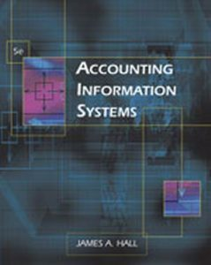Solution Manual (Complete Download) for Accounting Information Systems, 5th Edition, James A. Hall, ISBN-10: 0324312954, ISBN-13: 9780324312959, Instantly Downloadable Solution Manual, Complete (ALL CHAPTERS) Solution Manual