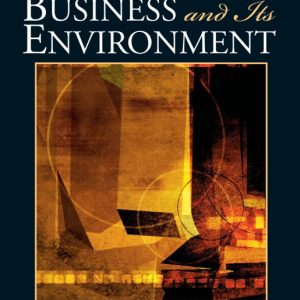 Solution Manual (Complete Download) for Business and Its Environment, 6/E, David P. Baron, ISBN-10: 0136083927, ISBN-13: 9780136083924, Instantly Downloadable Solution Manual, Complete (ALL CHAPTERS) Solution Manual