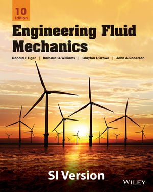 Solution manual for Engineering Fluid Mechanics 10th Edition by Elger