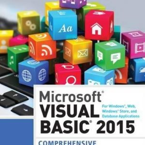 Solution manual for Microsoft Visual Basic 2015 for Windows, Web, Windows Store, and Database Applications: Comprehensive 1st Edition by Hoisington