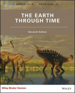 Solution manual for The Earth Through Time 11th Edition by Levin