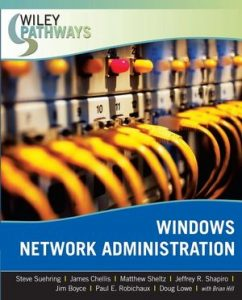 Solution manual for Wiley Pathways Windows Network Administration 1st Edition by Suehring