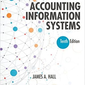 Test bank for Accounting Information Systems 10th Edition by Hall