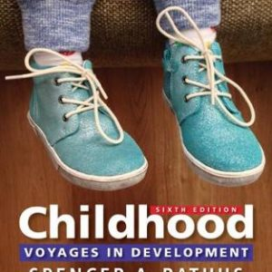 Test bank for Childhood: Voyages in Development 6th Edition by Rathus