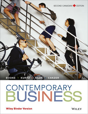 Test bank for Contemporary Business 2nd Edition by Boone