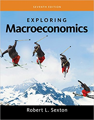 Test bank for Exploring Macroeconomics 7th Edition by Sexton