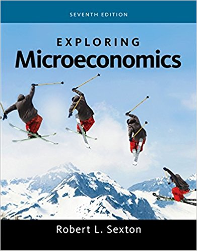 Test bank for Exploring Microeconomics 7th Edition by Sexton