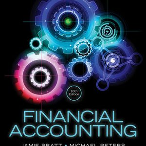 Test bank for Financial Accounting in an Economic Context 10th Edition by Pratt