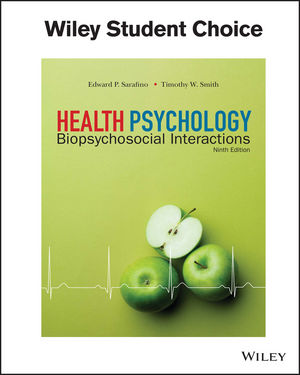 Test bank for Health Psychology: Biopsychosocial Interactions 9th Edition by Sarafino