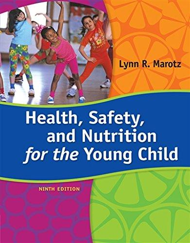 Test bank for Health, Safety and Nutrition for the Young Child 9th Edition by Marotz