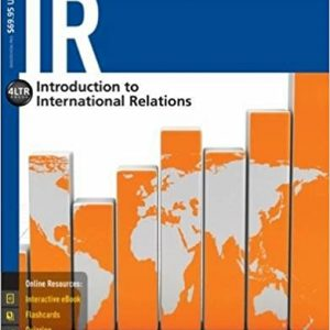 Test bank for IR 2nd Edition by Scott