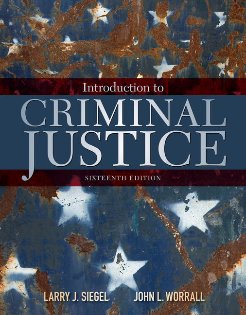 Test bank for Introduction to Criminal Justice 6th Edition by Siegel