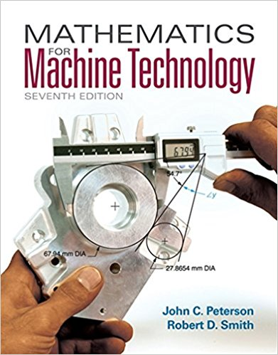 Test bank for Mathematics for Machine Technology 7th Edition by Peterson
