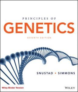 Test bank for Principles of Genetics 7th Edition by Snustad