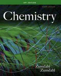 Solution Manual (Complete Download) for Chemistry (AP® Edition), 9th Edition, Steven S. Zumdahl, Susan A. Zumdahl, ISBN-10: 1133611109, ISBN-13: 9781133611103, Instantly Downloadable Solution Manual, Complete (ALL CHAPTERS) Solution Manual
