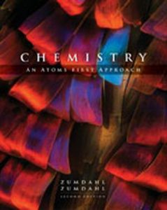 Solution Manual (Complete Download) for Chemistry: An Atoms First Approach, 2nd Edition, Steven S. Zumdahl, Susan A. Zumdahl, ISBN-10: 1305079248, ISBN-13: 9781305079243, Instantly Downloadable Solution Manual, Complete (ALL CHAPTERS) Solution Manual