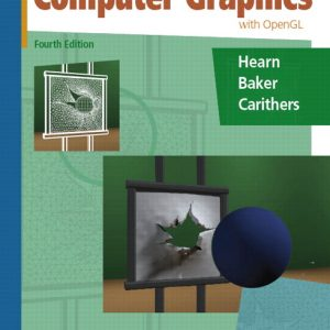 Solution Manual (Complete Download) for Computer Graphics with Open GL, 4/E, Donald D. Hearn, M. Pauline Baker, Warren Carithers, ISBN-10: 0136053580, ISBN-13: 9780136053583, Available Chs (Ch2 ~ 15), Instantly Downloadable Solution Manual, Complete (ALL CHAPTERS) Solution Manual