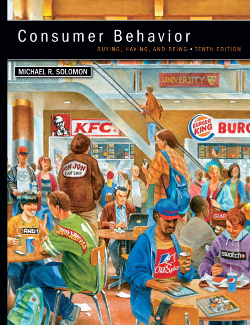 Solution Manual (Complete Download) for Consumer Behavior, 10th Edition, Michael R. Solomon, ISBN-10: 0132671840, ISBN-13: 9780132671842, Instantly Downloadable Solution Manual, Complete (ALL CHAPTERS) Solution Manual