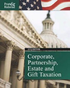 Solution Manual (Complete Download) for Corporate, Partnership, Estate and Gift Taxation 2013, 7th Edition, James W. Pratt, William N. Kulsrud, ISBN-10: 1133496172, ISBN-13: 9781133496175, Instantly Downloadable Solution Manual, Complete (ALL CHAPTERS) Solution Manual