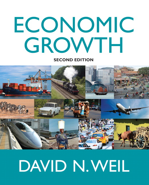 Solution Manual (Complete Download) for Economic Growth, 2/E, David N. Weil, ISBN-10: 0321416627, ISBN-13: 9780321416629, Instantly Downloadable Solution Manual, Complete (ALL CHAPTERS) Solution Manual