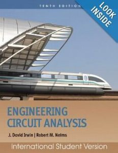 Solution Manual (Complete Download) for Engineering Circuit Analysis, 10th Edition, J. David Irwin, Robert M. Nelms, ISBN-10: 0470873779, ISBN-13: 9780470873779, Instantly Downloadable Solution Manual, Complete (ALL CHAPTERS) Solution Manual