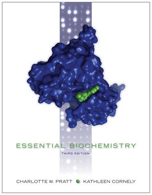 Solution Manual (Complete Download) for Essential Biochemistry, 3rd Edition, Charlotte W. Pratt, Kathleen Cornely, ISBN : 9781118549629, ISBN : 9781118441688, ISBN : 9781118083505, Instantly Downloadable Solution Manual, Complete (ALL CHAPTERS) Solution Manual