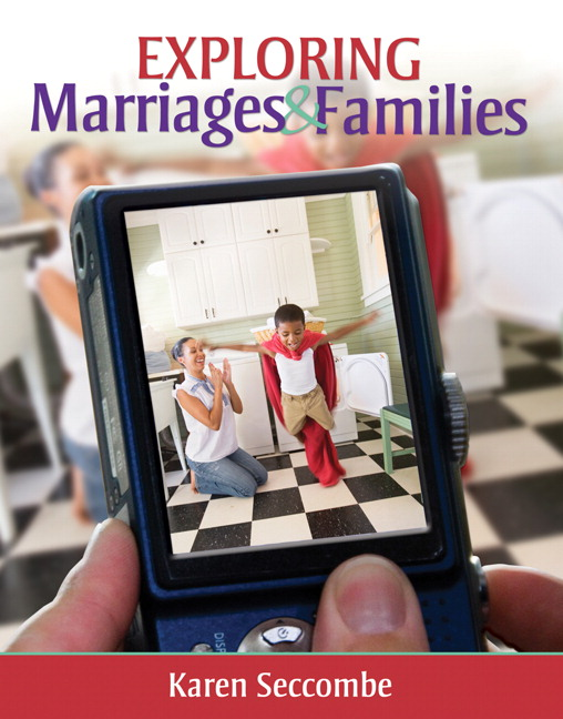 Solution Manual (Complete Download) for Exploring Marriages and Families, 1st Edition, Karen T Seccombe, ISBN-10: 0205717799, ISBN-13: 9780205717798, Instantly Downloadable Solution Manual, Complete (ALL CHAPTERS) Solution Manual