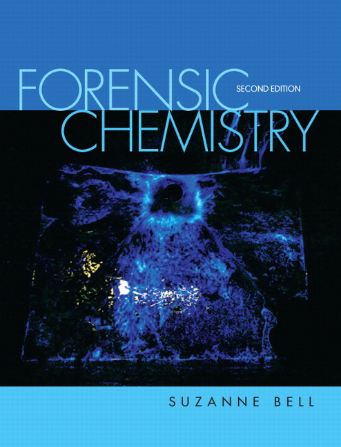 Solution Manual (Complete Download) for Forensic Chemistry, 2/E, Suzanne Bell, ISBN-10: 0321765753, ISBN-13: 9780321765758, Instantly Downloadable Solution Manual, Complete (ALL CHAPTERS) Solution Manual