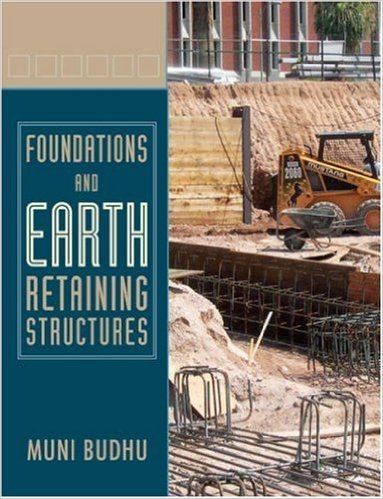 Solution Manual (Complete Download) for Foundations and Earth Retaining Structures, 1st Edition, Muni Budhu, ISBN-10: 0471470120, ISBN-13: 9780471470120, Instantly Downloadable Solution Manual, Complete (ALL CHAPTERS) Solution Manual