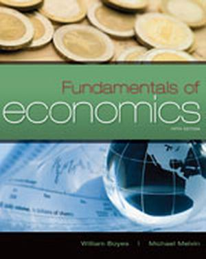 Solution Manual (Complete Download) for Fundamentals of Economics, 5th Edition, William Boyes, Michael Melvin, ISBN-10: 0538481196, ISBN-13: 9780538481199, Instantly Downloadable Solution Manual, Complete (ALL CHAPTERS) Solution Manual