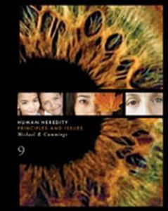 Solution Manual (Complete Download) for Human Heredity: Principles and Issues, 9th Edition, Michael Cummings, ISBN-10: 053849882X, ISBN-13: 9780538498821, Instantly Downloadable Solution Manual, Complete (ALL CHAPTERS) Solution Manual
