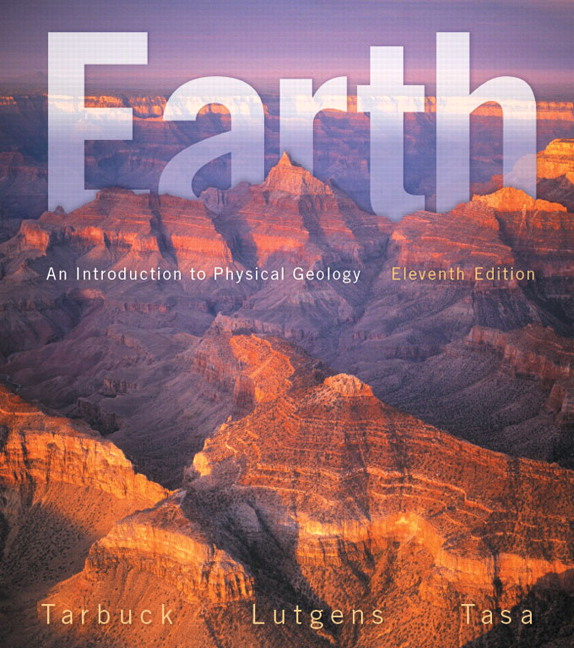 Solution Manual (Complete Download) for Earth: An Introduction to Physical Geology, 11/E, Edward J. Tarbuck, Frederick K. Lutgens, Dennis G Tasa, ISBN-10: 0321814061, ISBN-13: 9780321814067, ISBN-10: 0321813936, ISBN-13: 9780321813930, Instantly Downloadable Solution Manual, Complete (ALL CHAPTERS) Solution Manual