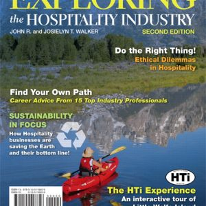 Solution Manual (Complete Download) for Exploring the Hospitality Industry, 2/E, John R. Walker, ISBN-10: 0135118859, ISBN-13: 9780135118856, ISBN-10: 0133119688, ISBN-13: 9780133119688, Instantly Downloadable Solution Manual, Complete (ALL CHAPTERS) Solution Manual