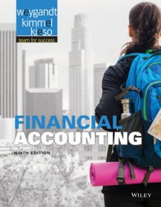 Solution Manual (Complete Download) for Financial Accounting, 9th Edition, Jerry J. Weygandt, Donald E. Kieso, Paul D. Kimmel, ISB: 1118334329, ISBN : 9781118796696, ISBN : 9781118338438, ISBN : 9781118334324, Instantly Downloadable Solution Manual, Complete (ALL CHAPTERS) Solution Manual