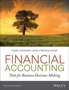 Solution Manual (Complete Download) for Financial Accounting: Tools for Business Decision-Making, 6th Canadian Edition, Paul D. Kimmel, Jerry J. Weygandt, Donald E. Kieso, Barbara Trenholm, Wayne Irvine, ISBN : 9781118805053, ISBN : 9781118840269, ISBN : 9781118644942, Instantly Downloadable Solution Manual, Complete (ALL CHAPTERS) Solution Manual