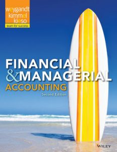 Solution Manual (Complete Download) for Financial and Managerial Accounting, 2nd Edition, Jerry J. Weygandt, Paul D. Kimmel, Donald E. Kieso, ISBN : 1118334264, ISBN : 9781119034537, ISBN : 9781118869901, ISBN : 9781118338414, ISBN : 9781118334263, Instantly Downloadable Solution Manual, Complete (ALL CHAPTERS) Solution Manual