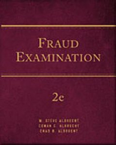 Solution Manual (Complete Download) for Fraud Examination, Revised, 2nd Edition, W. Steve Albrecht, Conan C. Albrecht, Chad O. Albrecht, ISBN-10: 0324651155, ISBN-13: 9780324651157, Instantly Downloadable Solution Manual, Complete (ALL CHAPTERS) Solution Manual