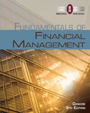 Solution Manual (Complete Download) for Fundamentals of Financial Management, Concise Edition, 8th Edition, Eugene F. Brigham, Dr. Joel F. Houston, ISBN-10: 1285065131, ISBN-13: 9781285065137, Instantly Downloadable Solution Manual, Complete (ALL CHAPTERS) Solution Manual